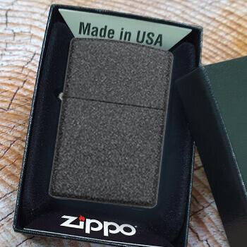 ZIPPO Iron Stone 211 зажигалка