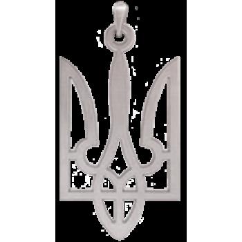 Герб Украины подвеска